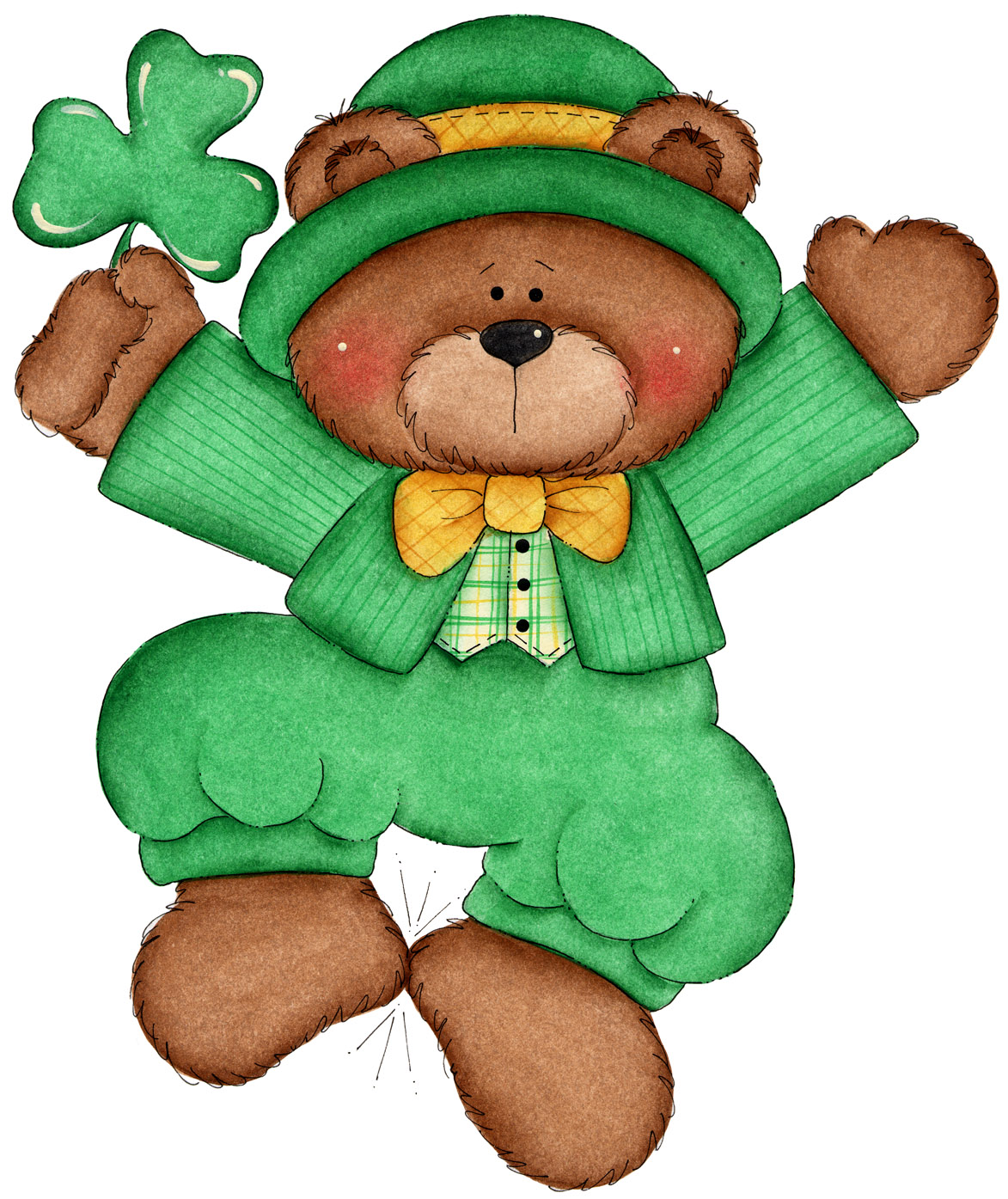 graphic relating to Free Printable Clipart for St Patrick's Day identified as St Patricks Working day Border Clipart Cost-free down load excellent St