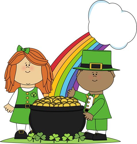 476x500 Imagination Clipart St Patty