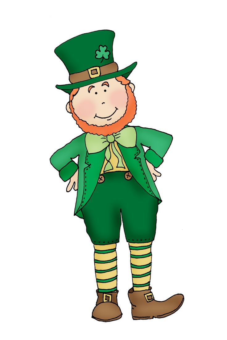 It is an image of Candid Free Printable Clipart for St Patrick's Day