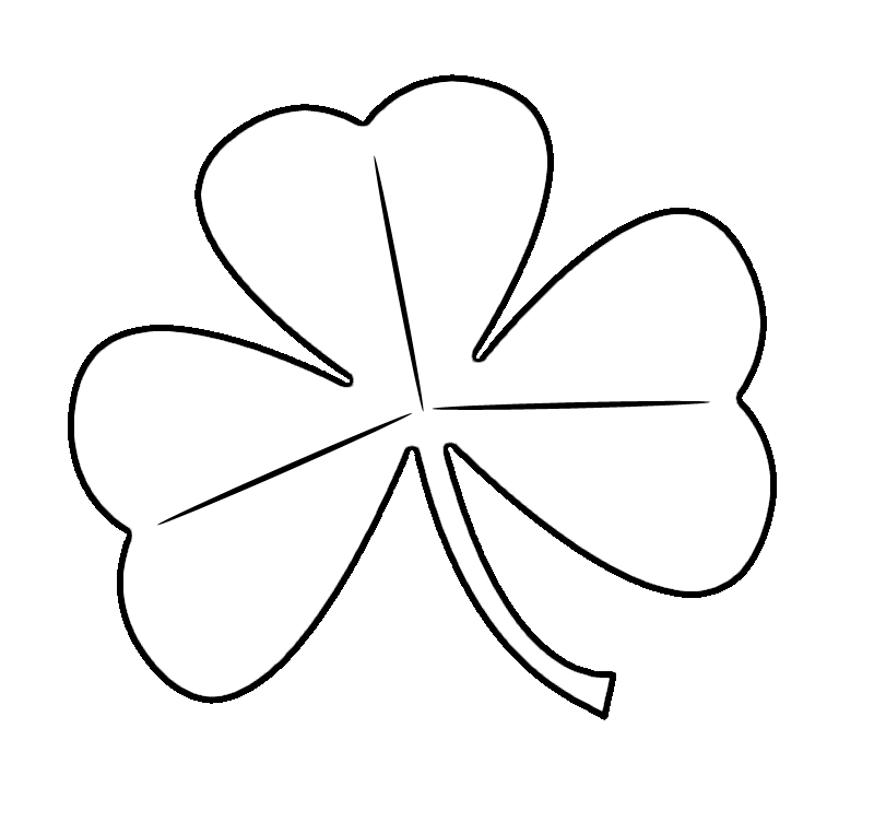 800x752 Free St. Patrick#39s Day Shamrocks Clip Art Images Internet