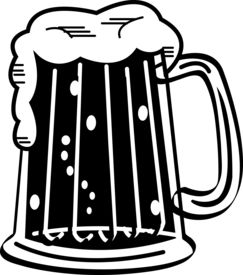 243x275 St Patrick S Day Beer Clip Art Image