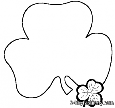 400x376 St. Patrick#39s Day Clip Art Black And White images 2016 2017 B2B