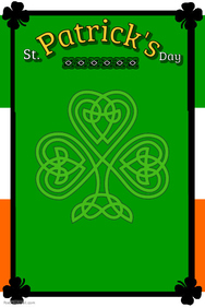 188x282 St. Patrick's Day Poster Templates Postermywall