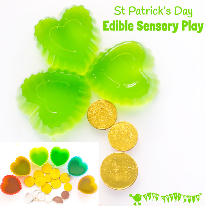690x690 Edible Sensory Play For St Patrick's Day