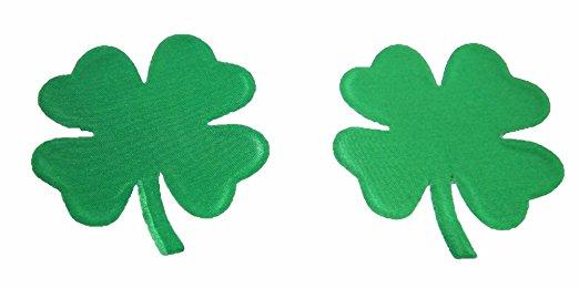 522x261 Womens Sexy St Patricks Day Irish Shamrock Nipple Pasties Adhesive