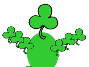 300x225 Arts And Crafts For Kids On St. Patrick's Day
