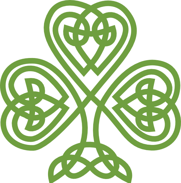 588x596 Latest Irish Shamrock Clipart St Patrick Day