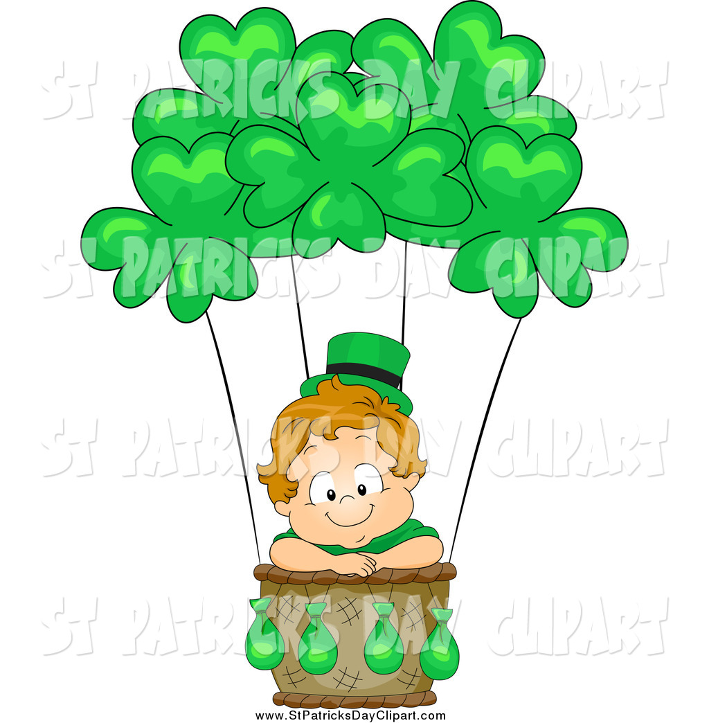 1024x1044 Balloon Clipart St Patricks Day