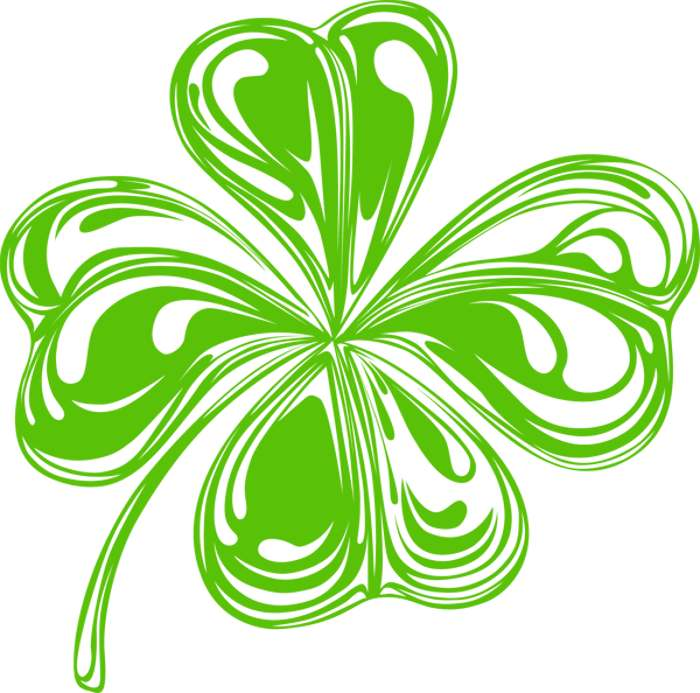700x693 Browse Shamrock Clip Art Clipart Cliparts For You