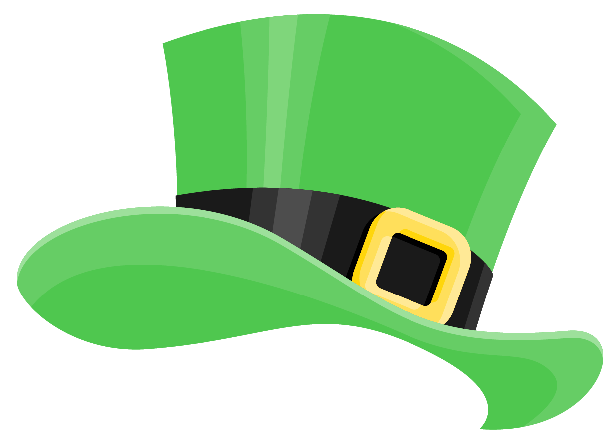 1233x889 St Patrick Hat Png Pictureu200b Gallery Yopriceville