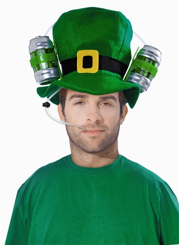 365x500 St. Patrick's Day Beer Hat