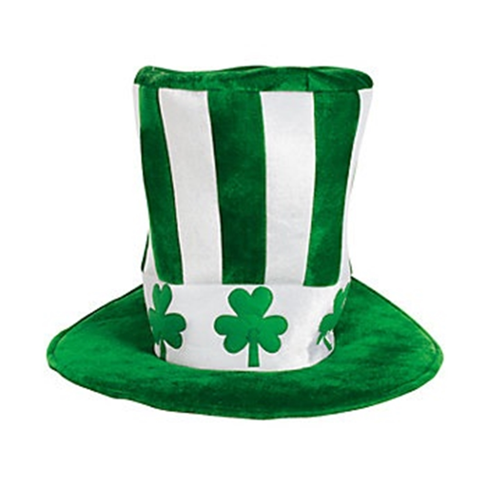 1000x1000 St. Patrick's Day Oversized Top Hat