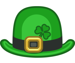 256x215 St. Patrick's Day Clipart St Patricks Day Hat Clipart