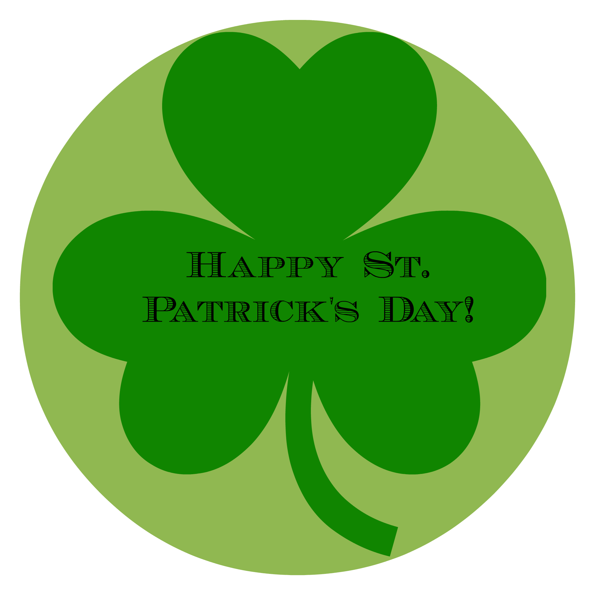 2000x2000 60 Most Beautiful Saint Patrick's Day 2017 Wish Pictures