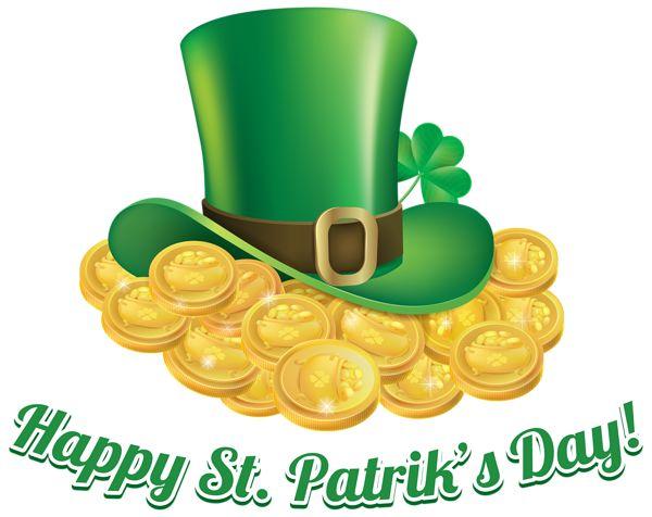 600x476 Cake Clipart St Patricks Day