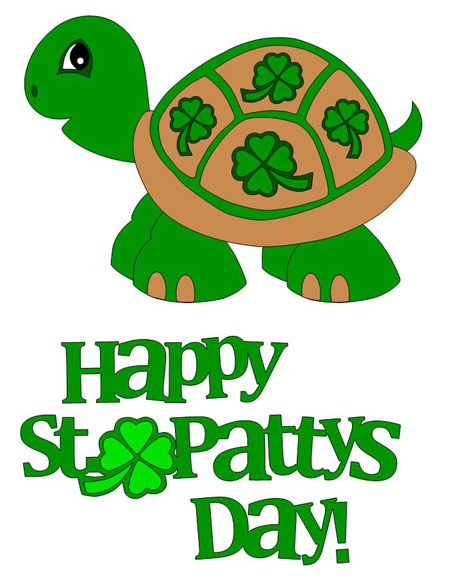 450x580 Happy St. Pattys Day Cutting File Set Turtle Svg Wpc Dxf Gsd Mtc