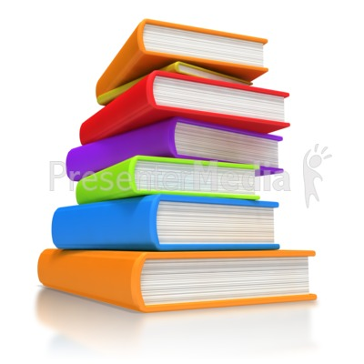 400x400 Book Stack Powerpoint Clip Art Stick Figures Powerpoint