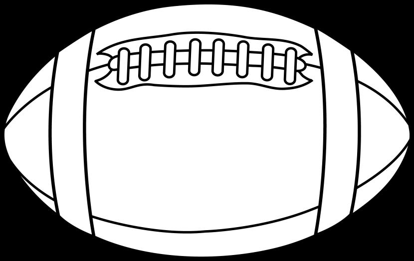 830x524 Clip Art Football Field Clipart Clipartix