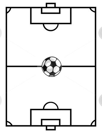 343x450 Football Field Clip Art Clipart 2