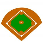 150x150 Baseball Field Clipart