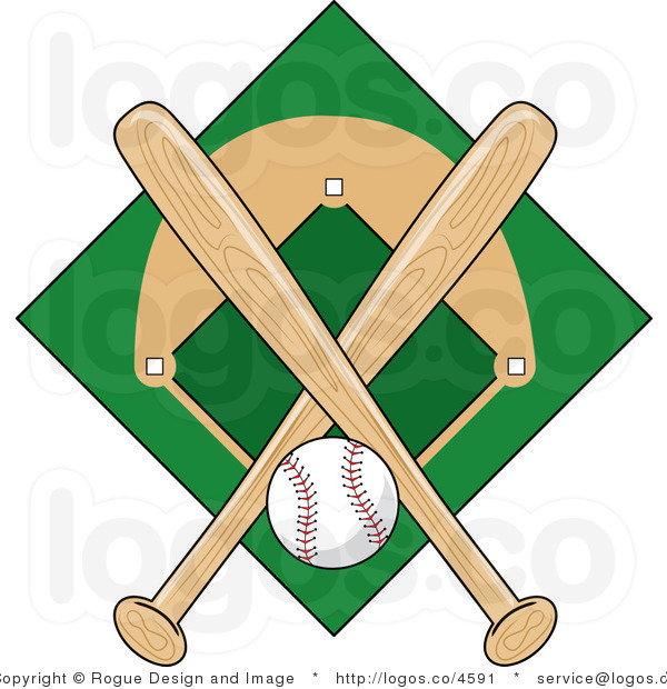 600x620 Stadium Clipart Baseball Field