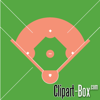 325x324 Stadium Clipart Baseball Field