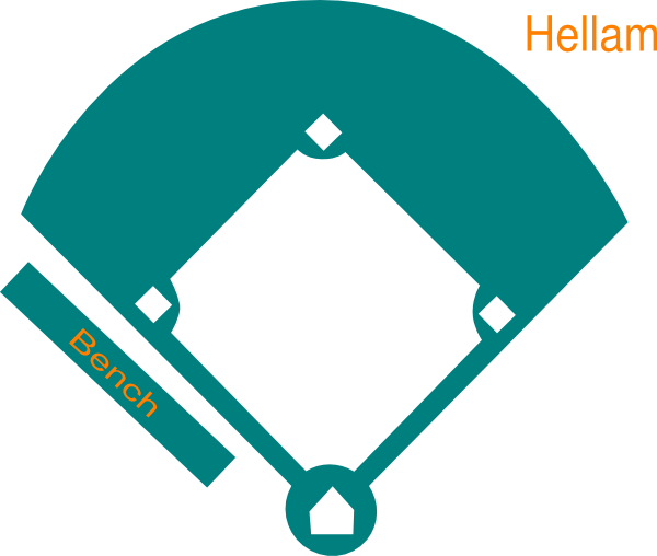 600x508 Stadium Clipart Baseball Stadium