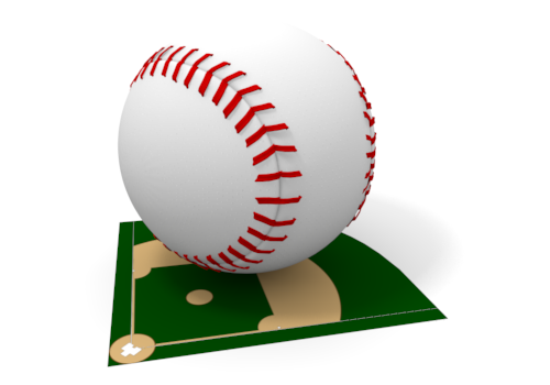 500x350 Baseball Clipart Baseball Stadium