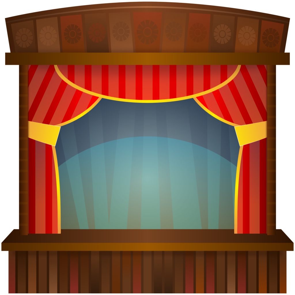1024x1021 Stage Clip Art Many Interesting Cliparts