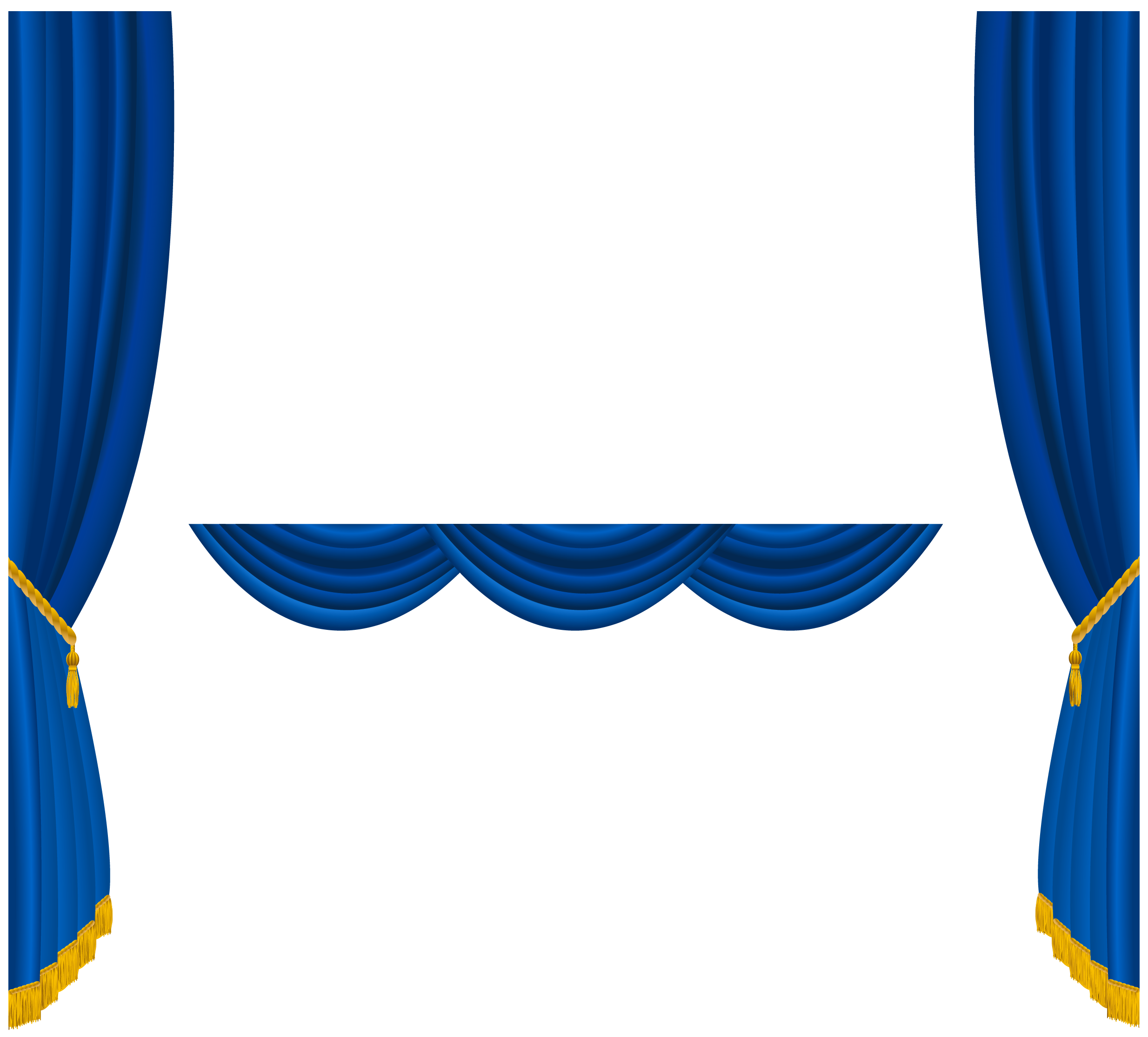 2468x2231 Stage Curtains Clipart Png