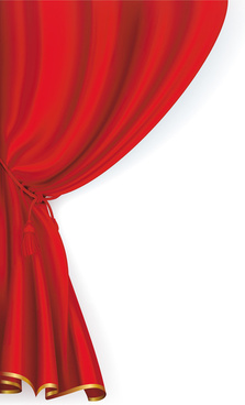223x368 Stage Curtain Clip Art Free Vector Download (213,752 Free Vector