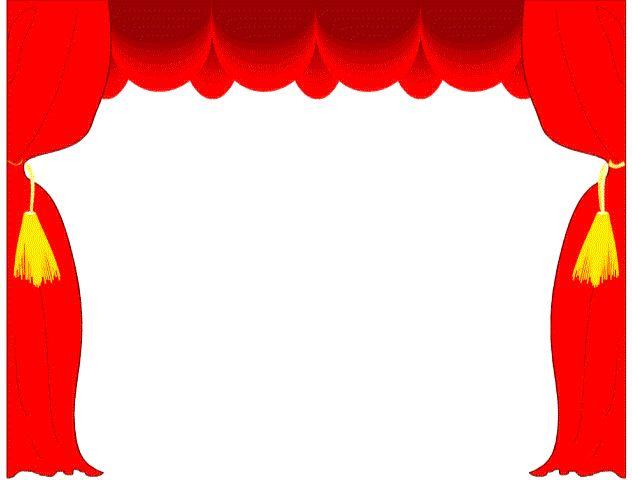 632x480 Theatre Clipart School Stage