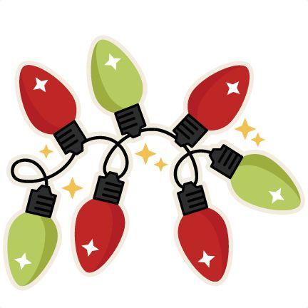 432x432 Best Christmas Lights Background Ideas
