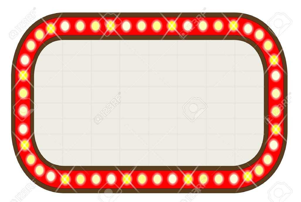 1027x691 Broadway Clipart Stage Light