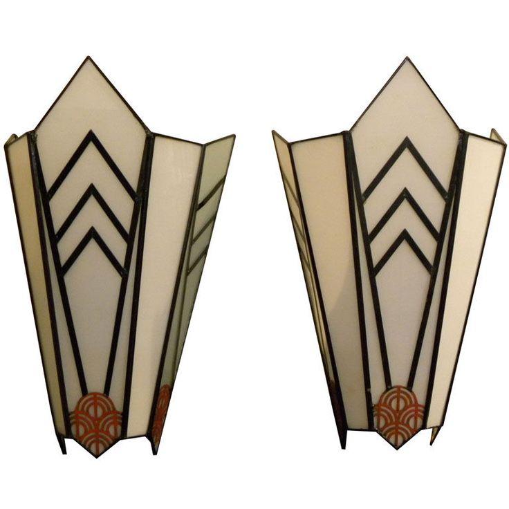 736x736 Best 25 Art Deco Wall Lights Ideas