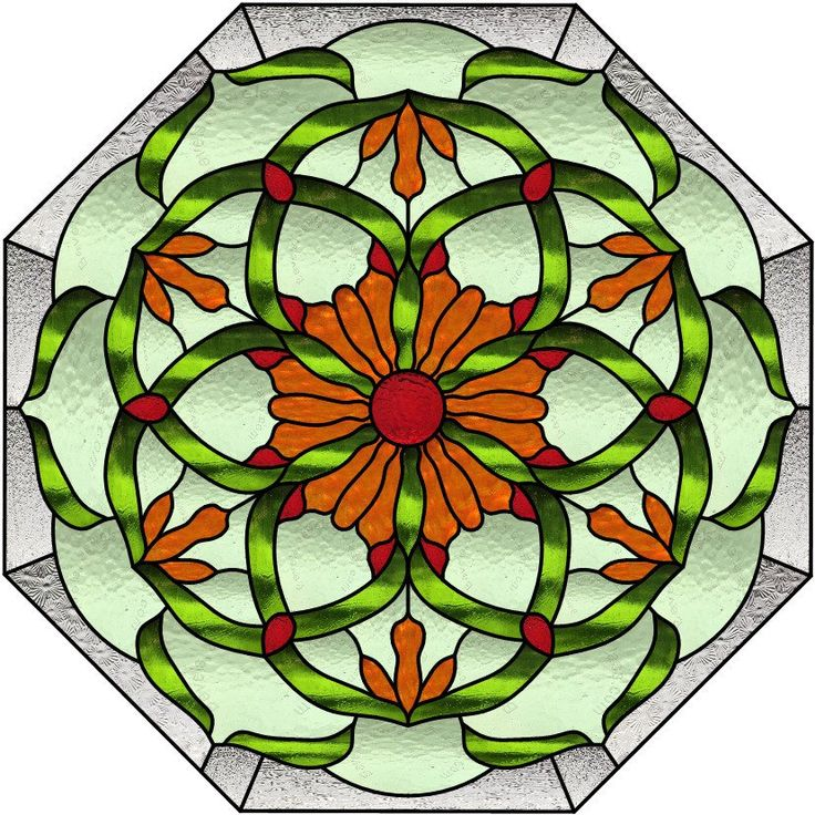 Stain Glass Clipart