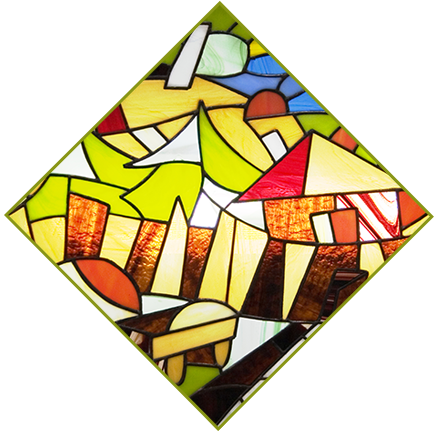 434x431 Production Of Stained Glass In New York Amp New Jersey Stained