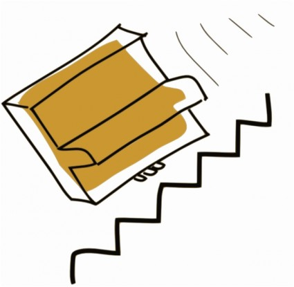 425x415 Stair Clip Art Download