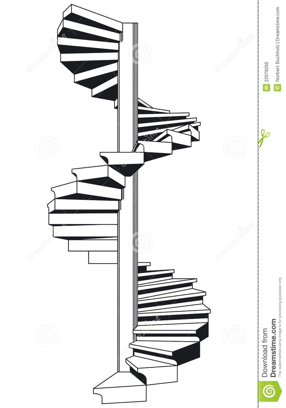 913x1300 Stairs Clipart Spiral Staircase