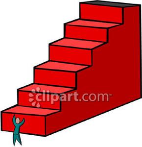 290x300 Steps Clipart