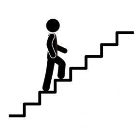 288x288 Stairway Clipart