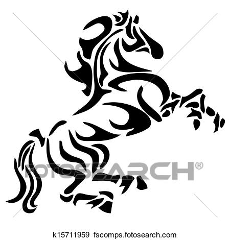 9963e22f025 Stallions Clipart | Free download best Stallions Clipart on ...