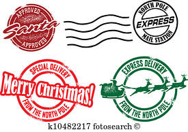 275x194 North Pole Stamp Clipart Royalty Free. 160 North Pole Stamp Clip