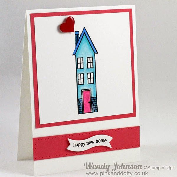 600x600 103 Best House Warming Cards Images Cards, Stampin