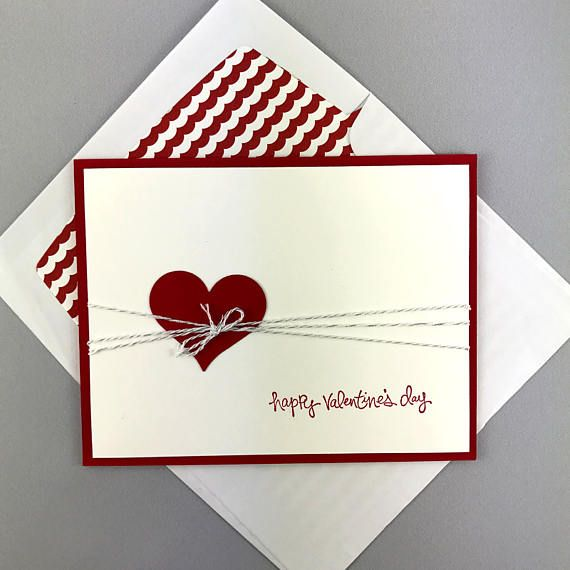 570x570 This Super Sweet Handmade Valentines Day Card Is Made Using High