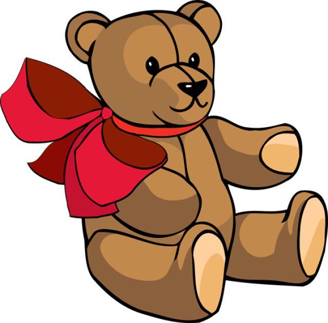 Standing Bear Clipart