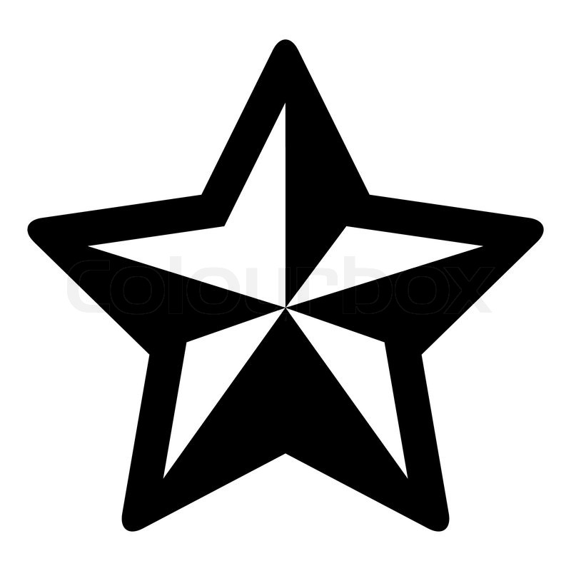 800x800 Graphics For Black And White Christmas Star Graphics Www