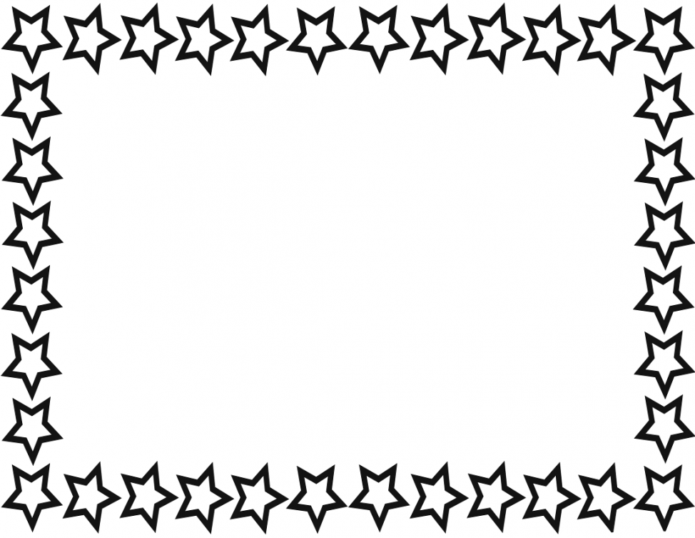 974x753 Coloring Pages Border Coloring Pages Full Page Borders Border