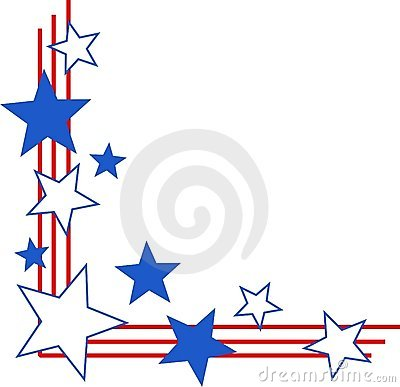 400x387 Patriotic Stars Clip Art (55+)