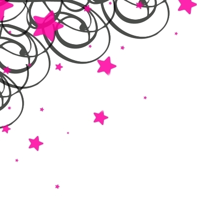 429x433 Pink Fancy Borders Clipart